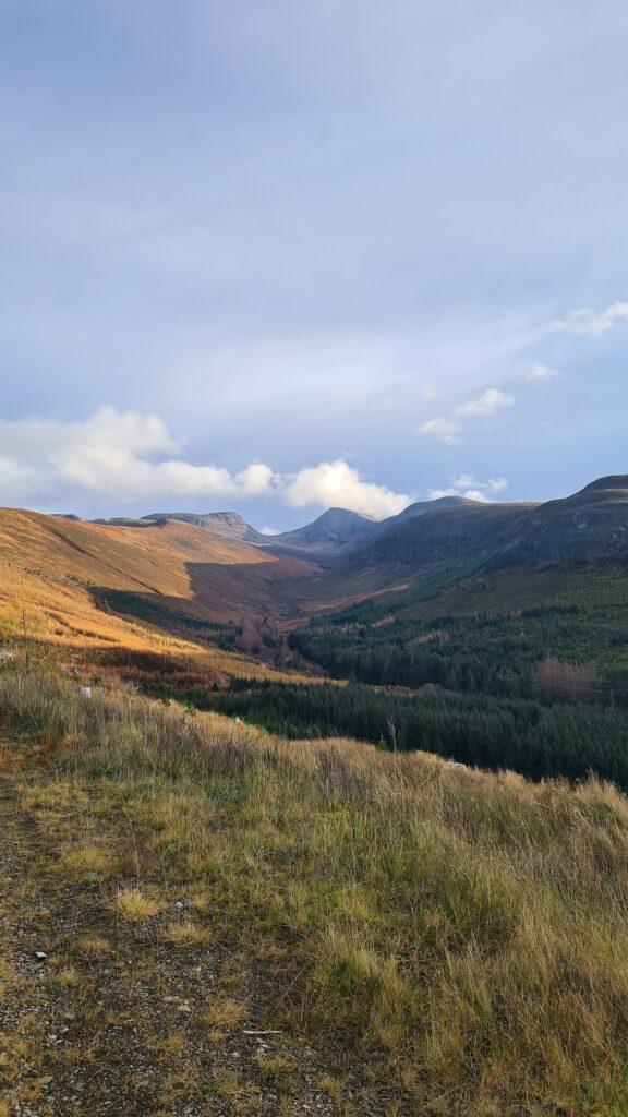 Munros around Ullapool
